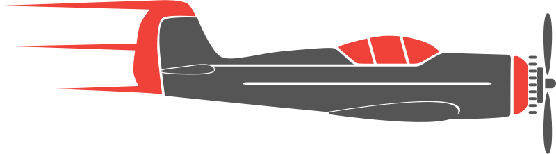 Aircraft clipart #4, Download drawings