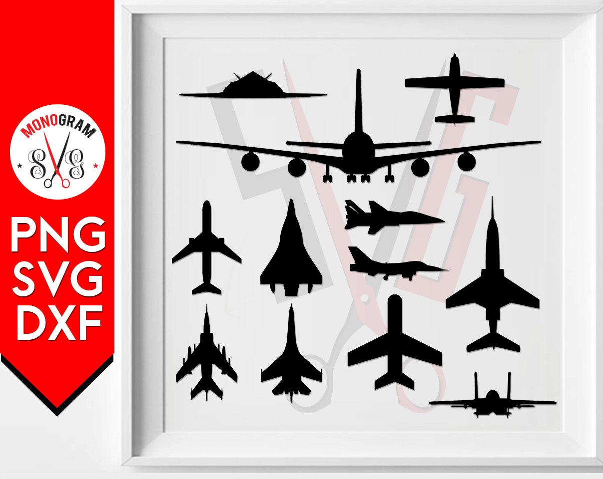 Aircraft svg #2, Download drawings