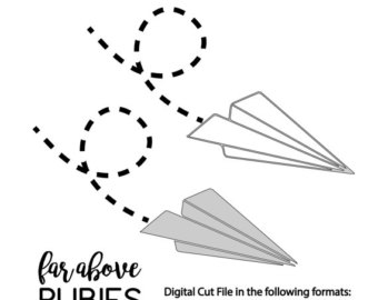 Airplane svg #10, Download drawings
