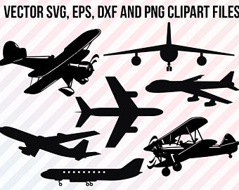 Airplane svg #3, Download drawings