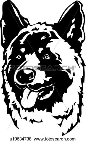 American Akita clipart #5, Download drawings