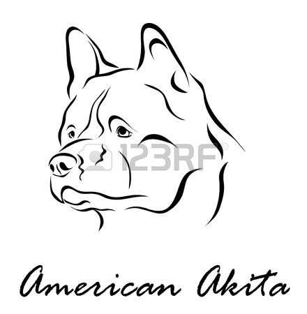 American Akita clipart #16, Download drawings