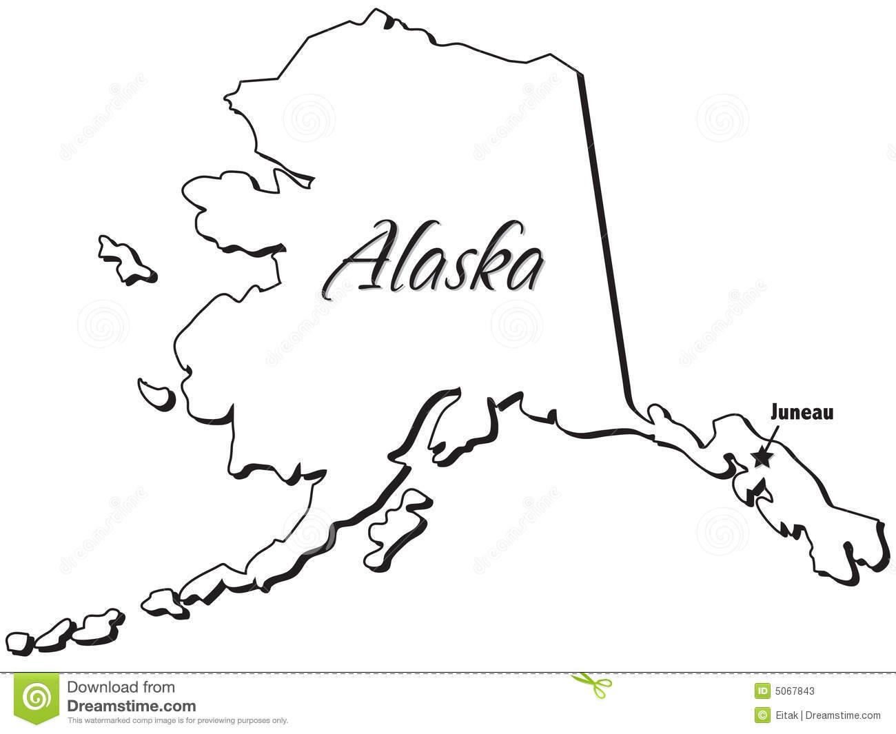Alaska coloring #11, Download drawings