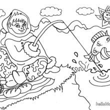 Alaska coloring #3, Download drawings