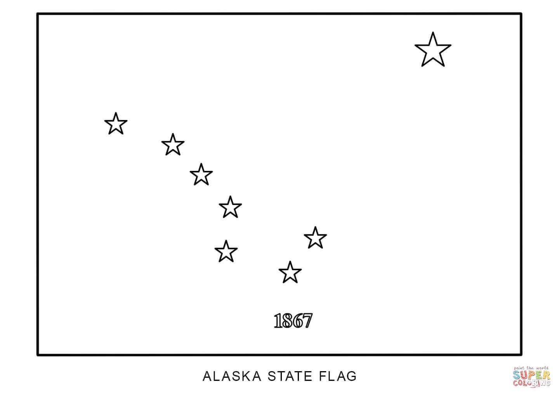 Alaska coloring #9, Download drawings