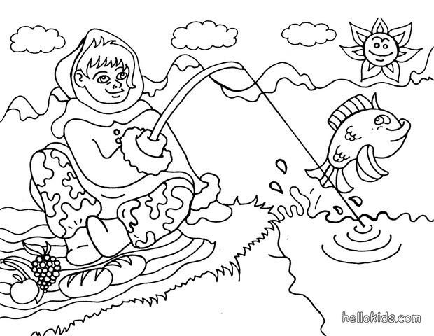Alaska coloring #10, Download drawings