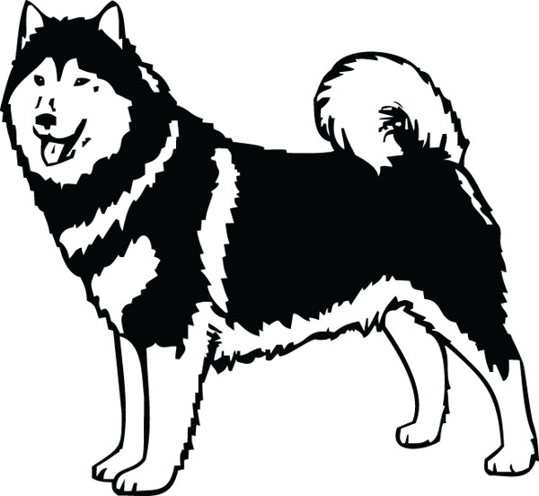 Eurasier clipart #8, Download drawings