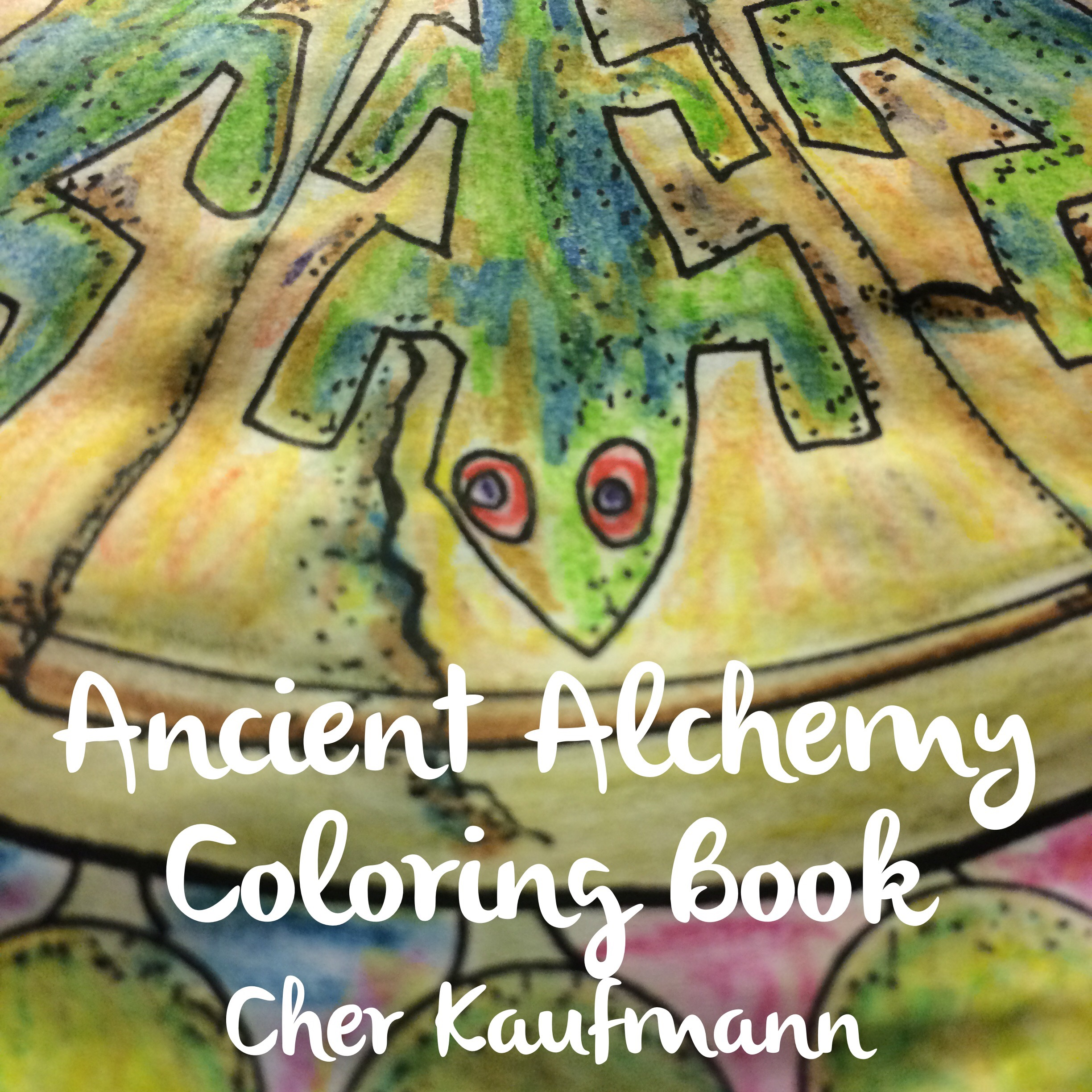 Alchemy coloring #12, Download drawings