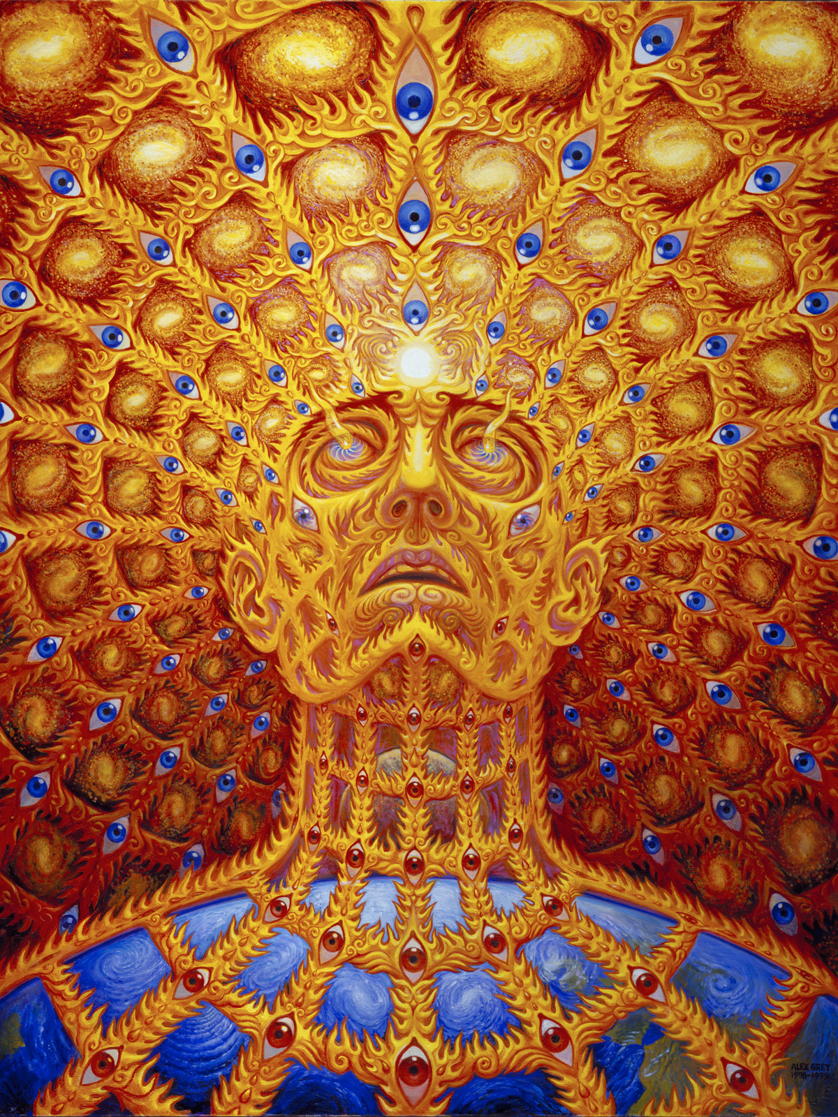 Alex Grey clipart #1, Download drawings