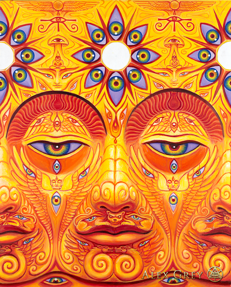 Alex Grey clipart #5, Download drawings