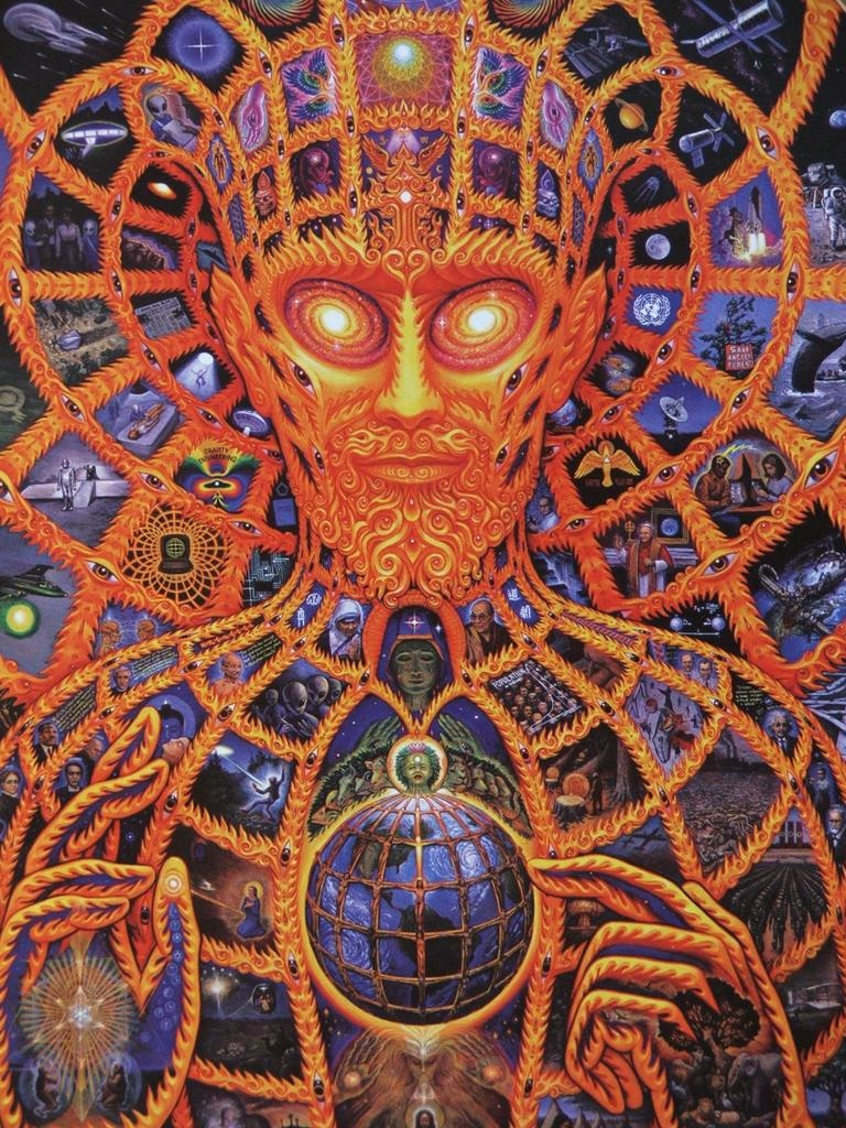 Alex Grey clipart #16, Download drawings