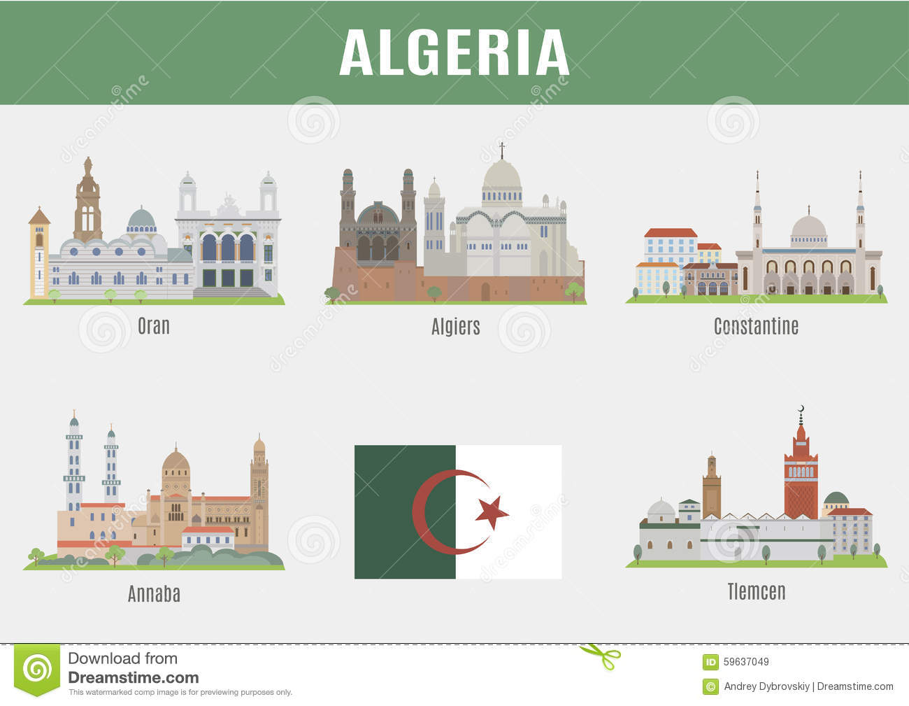 Algeria clipart #10, Download drawings