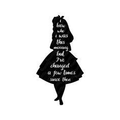 Alice (Alice In Wonderland) svg #8, Download drawings