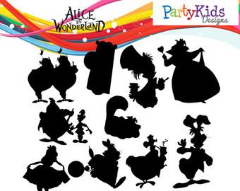 Alice (Alice In Wonderland) svg #10, Download drawings