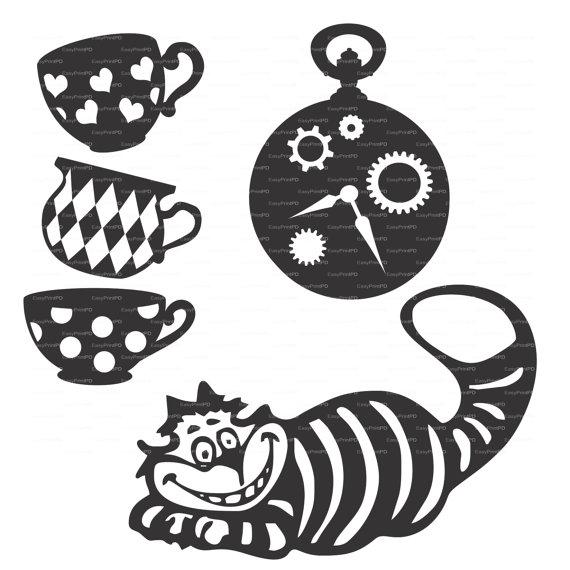 Alice (Alice In Wonderland) svg #9, Download drawings