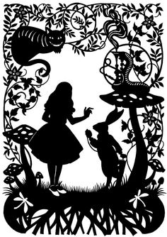 Alice In Wonderland svg #2, Download drawings