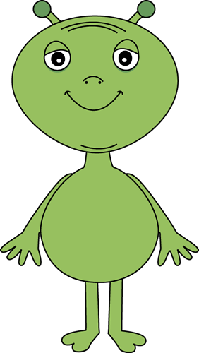 Alien clipart #15, Download drawings