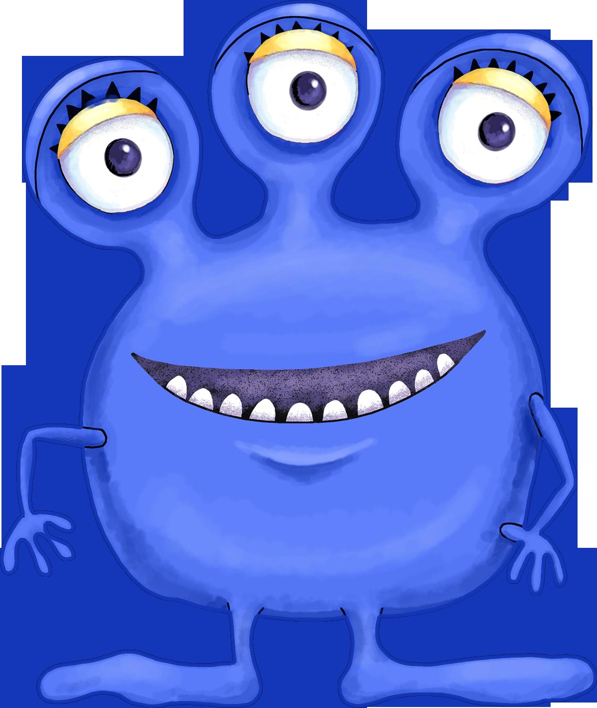 Alien clipart #5, Download drawings