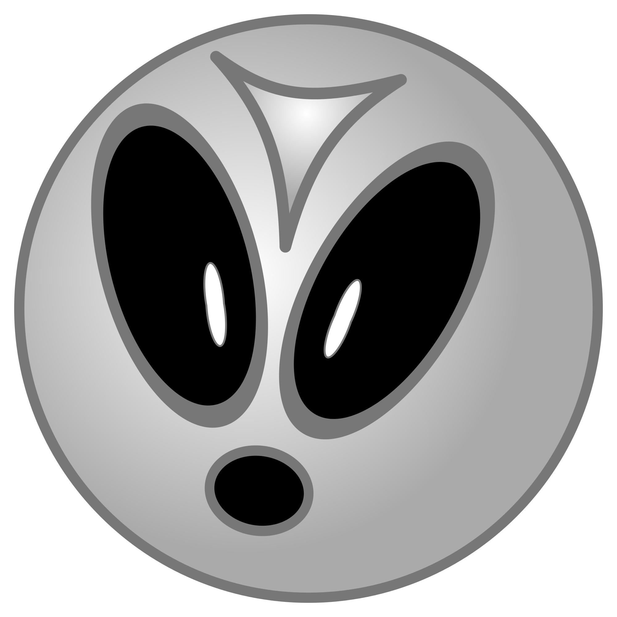 Alien svg #8, Download drawings