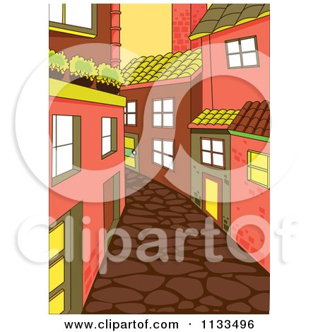 Alley clipart #9, Download drawings