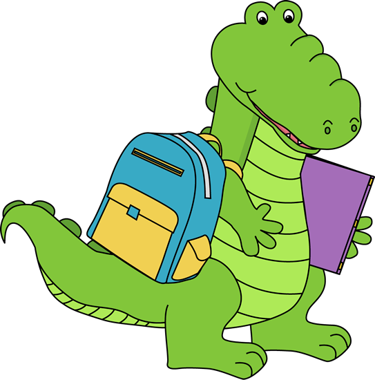 Alligator clipart #8, Download drawings