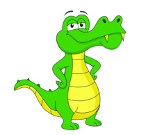 Alligator clipart #11, Download drawings