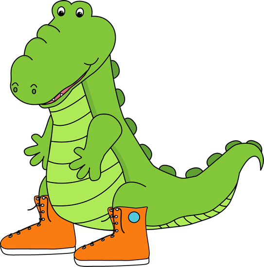 Alligator clipart #12, Download drawings
