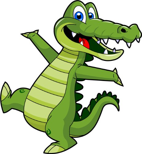 Alligator clipart #3, Download drawings