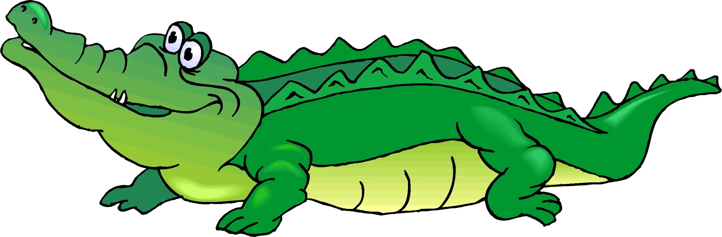Alligator clipart #10, Download drawings