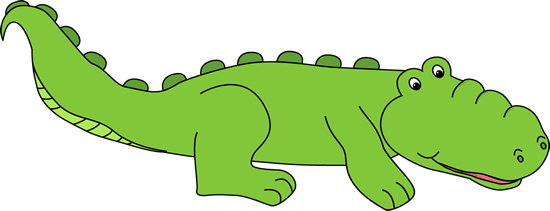 Alligator clipart #1, Download drawings