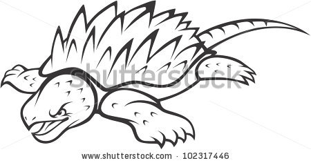 Alligator Snapping Turtle clipart #19, Download drawings