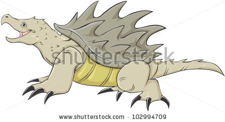 Alligator Snapping Turtle clipart #14, Download drawings