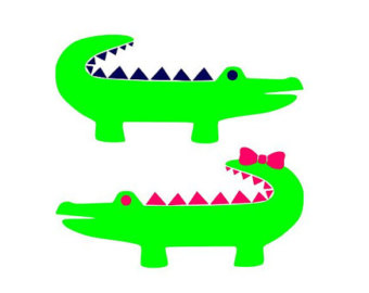 Alligator svg #19, Download drawings