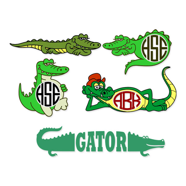 gator svg #1007, Download drawings