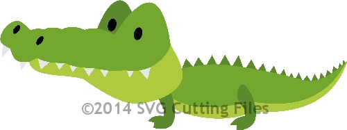 Alligator svg #166, Download drawings