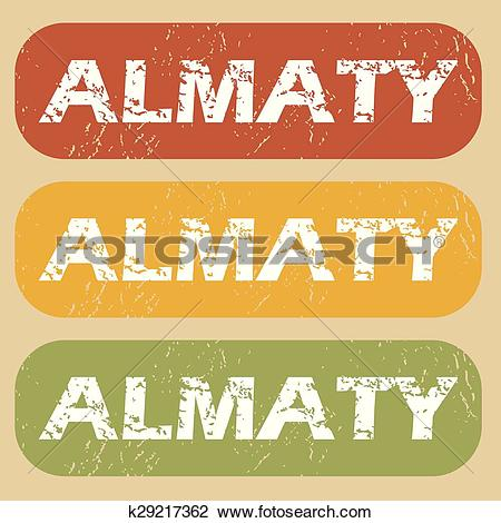Almaty clipart #2, Download drawings