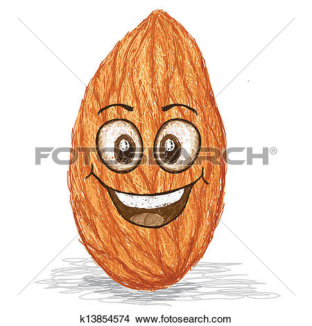 Almond clipart #5, Download drawings