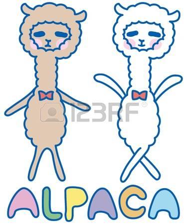 Alpaca clipart #5, Download drawings