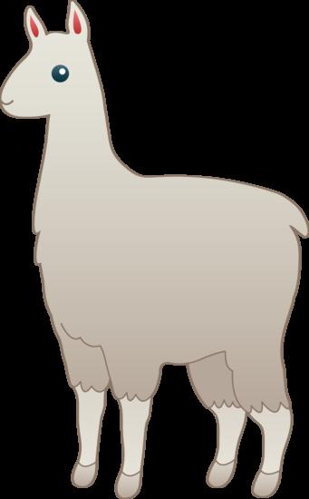 Alpaca clipart #18, Download drawings