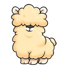 Alpaca clipart #13, Download drawings