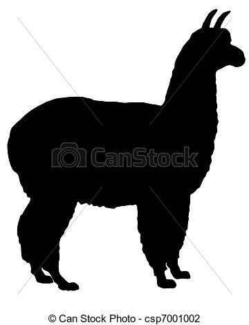 Alpaca clipart #15, Download drawings
