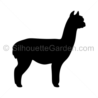 Alpaca svg #16, Download drawings