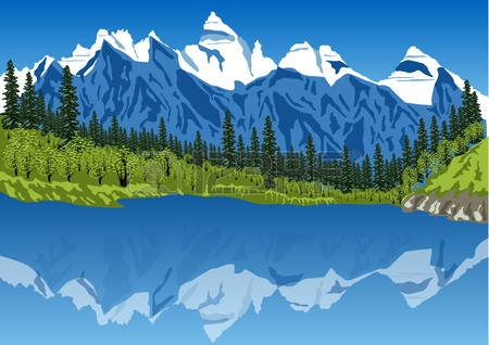 Alpen clipart #7, Download drawings