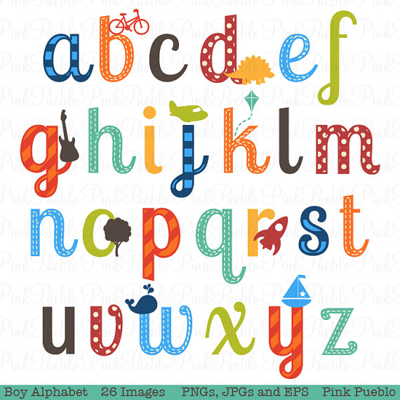 Alphabet clipart #13, Download drawings