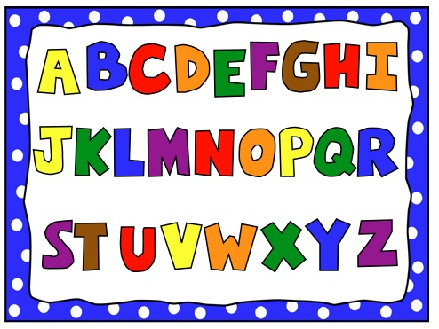 Alphabet clipart #17, Download drawings