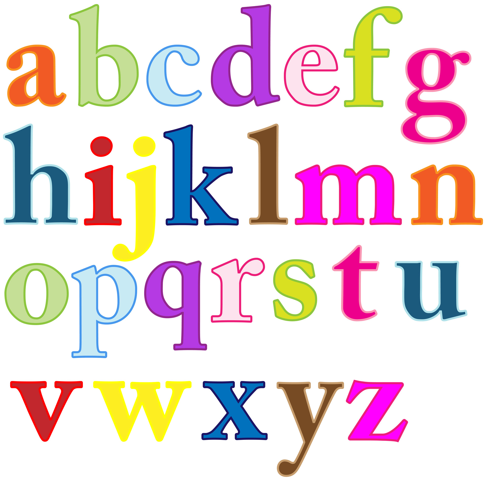 Alphabet clipart #19, Download drawings