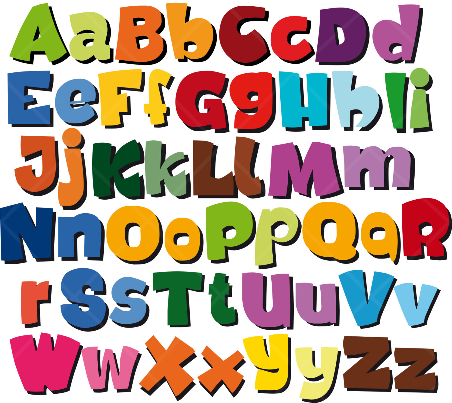 Alphabet clipart #8, Download drawings