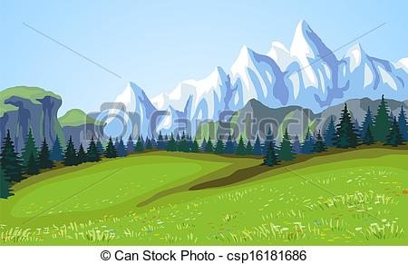 Alps clipart #18, Download drawings