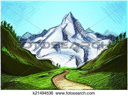 Alps clipart #14, Download drawings