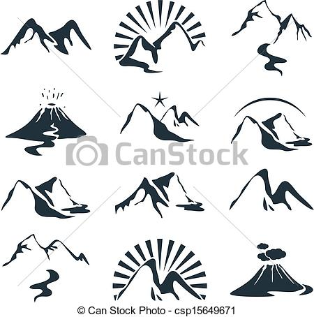 Alps Mountain clipart #11, Download drawings